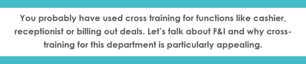 cross training quote